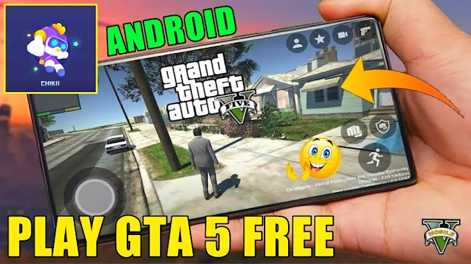 Play Gta 5 On Android - Chikii