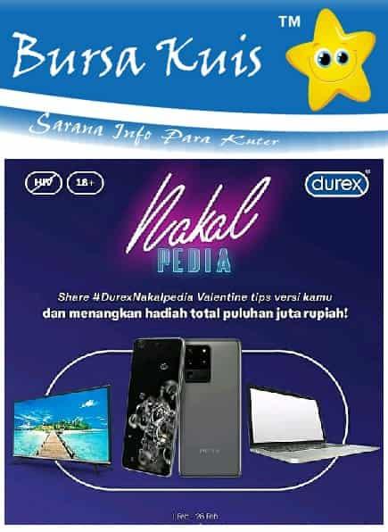 Kuis Online Terbaru Kondom Durex Berhadiah Smartphone Samsung