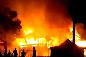Update Kebakaran di Belawa, 3 Rumah Habis, Uang Rp 300 Juta dan 3 Mobil Selamat