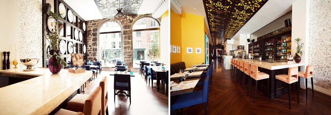 Restaurant Chez Helena Montreal