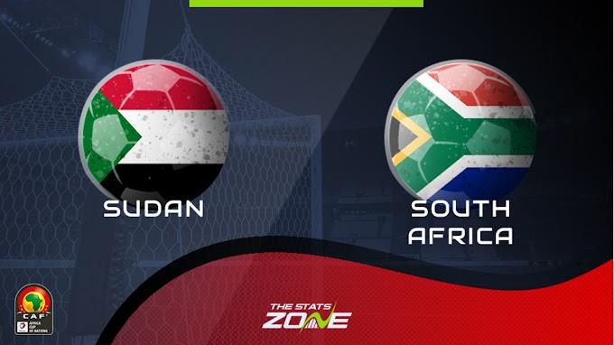 مشاهدة مباراة السودان وجنوب أفريقيا بث مباشر اليوم في تصفيات كأس أمم أفريقيا
