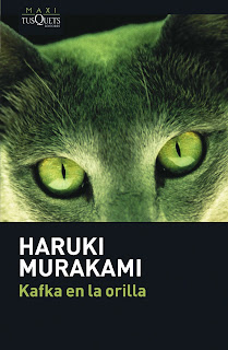 Haruki Murakami - Kafka en la orilla.
