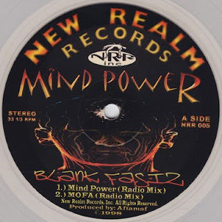 Blank Fasiz - Mind Power EP (1998) [Vinyl] [FLAC]