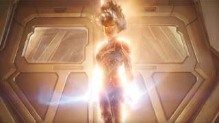 Captain Marvel 2019 Hindi 720p HD BRRip Esub