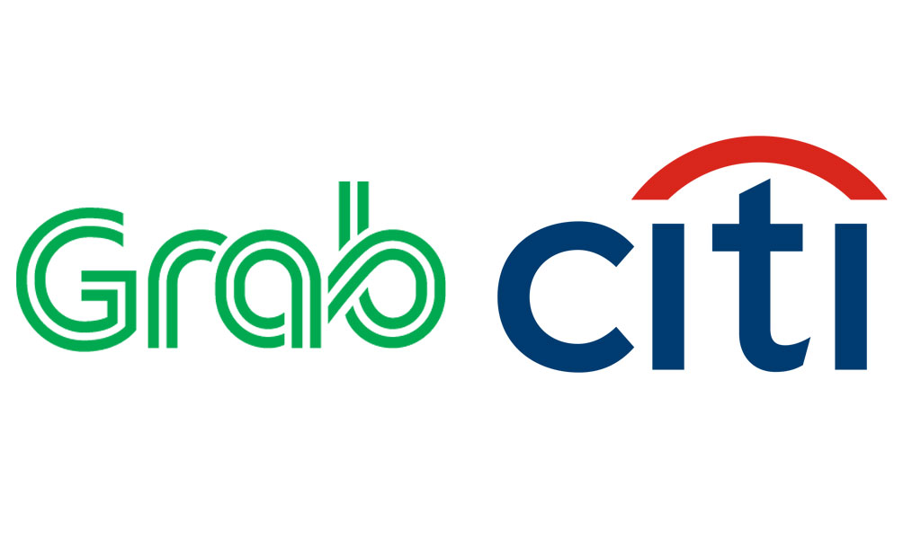 Grab and Citi partnership