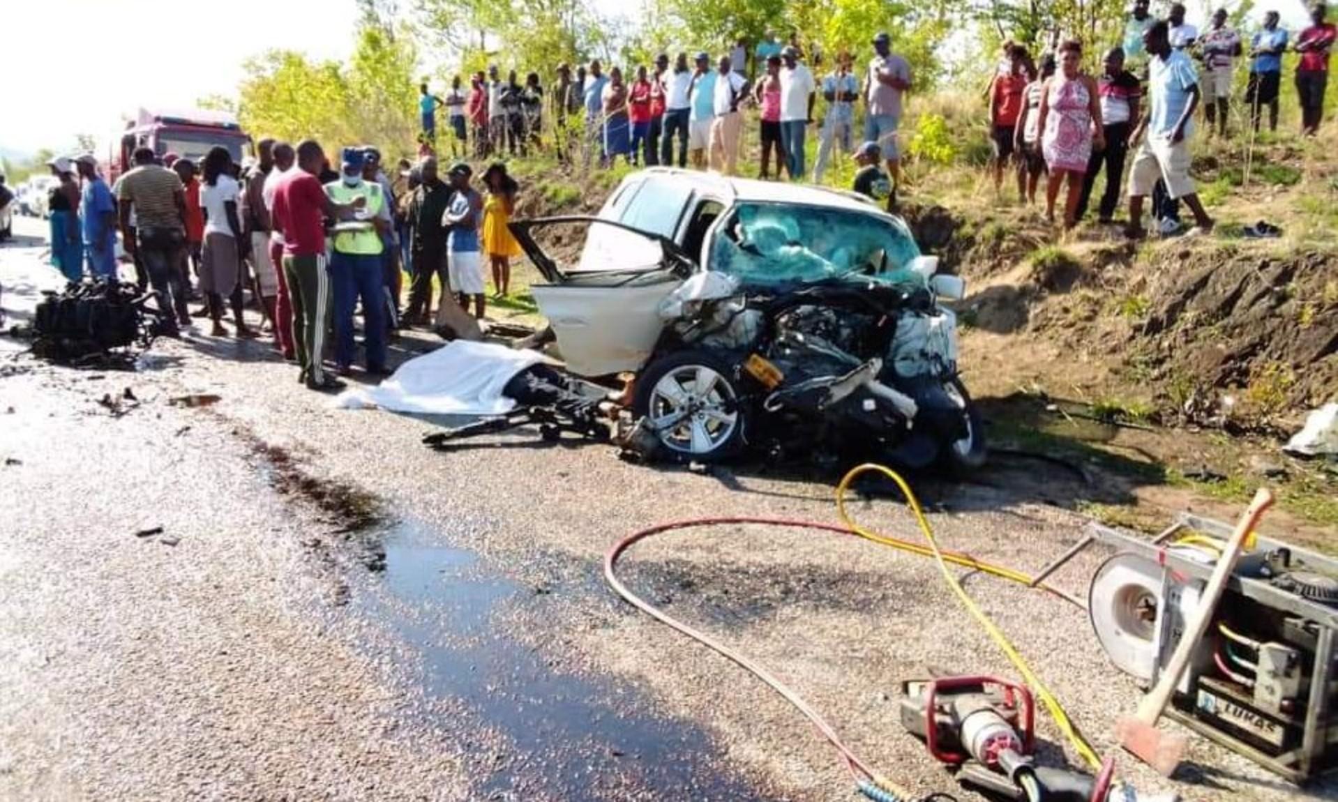 November Curse That Killed Ginimbi Strikes Again - Three People Burnt In Horrific Accident!