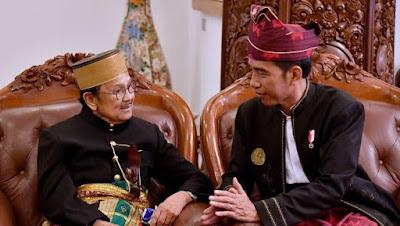 Presiden Jokowi Terima Laporan Kondisi Kesehatan BJ Habibie Membaik - Info Presiden Jokowi Dan Pemerintah