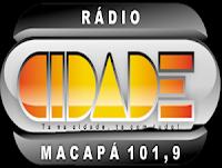 Rádio Cidade FM 101.9 de Macapá AP