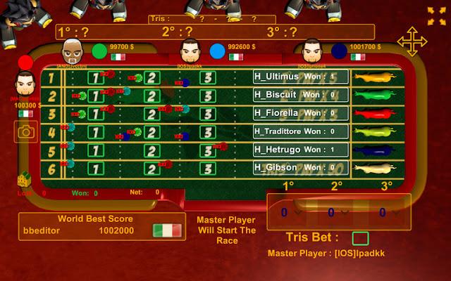 Casino Horse Race Unity Source Code