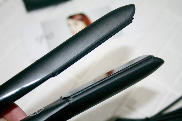 ghd Platinum+ Black Professional Styler