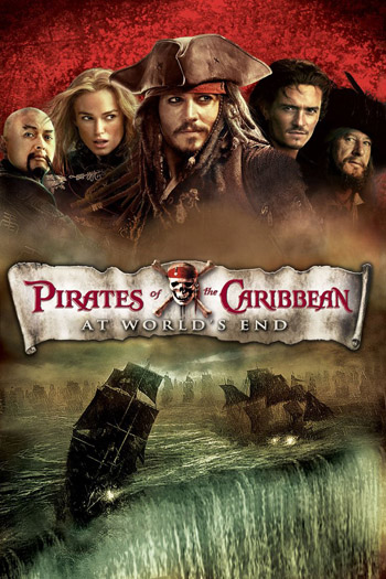 Pirates of the Caribbean At World's End 2007 Dual Audio Hindi HD BluRay ESubs