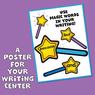 Using Magic Words in Writing