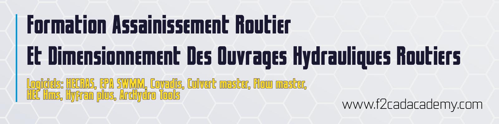Formation Assainissement Routier Et Dimensionnement Des Ouvrages Hydrauliques Routiers