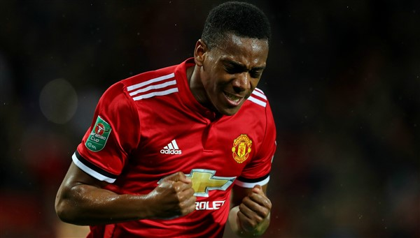 Sports Today: Manchester United forward Anthony Martial 'becomes target for ANOTHER Premier League club'