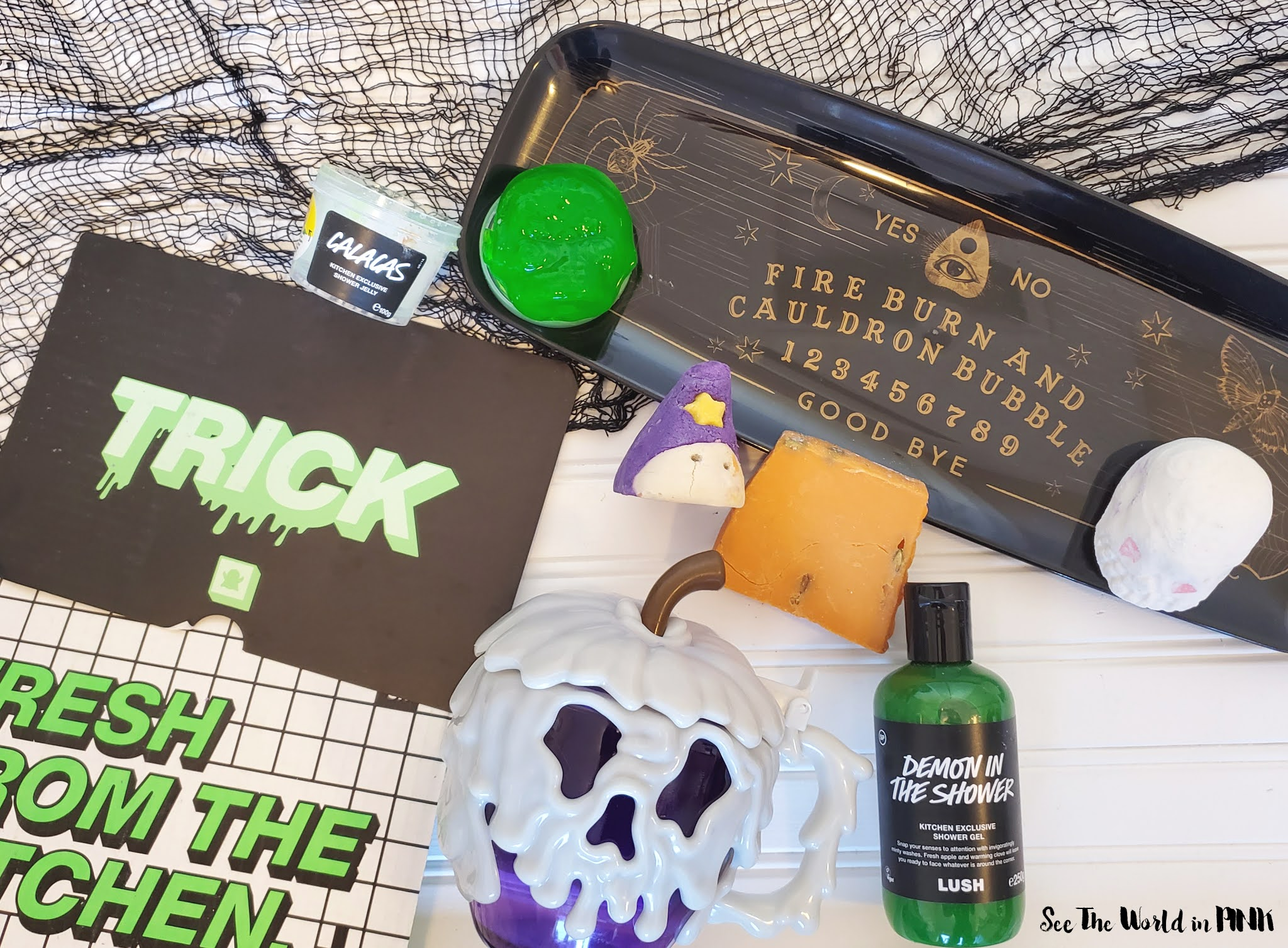 October 2020 - Lush Kitchen Subscription Box