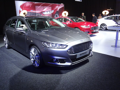 Ford Mondeo Estate 2013
