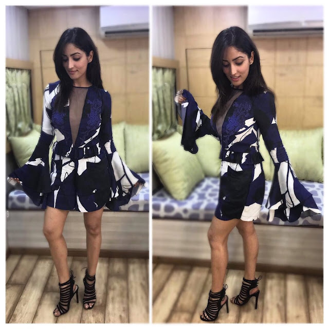 Lovely Pic: Yami Gautam ready for Kaabil Promotion