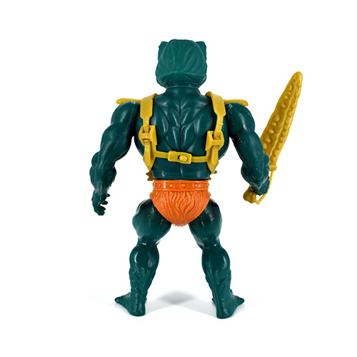 Masters del Universo Mer-Man 4