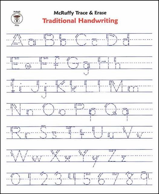alphabet in handwriting hand writing. Black Bedroom Furniture Sets. Home Design Ideas