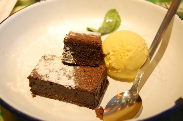 Turtle Bay Liverpool Brownie