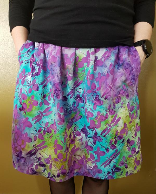Everyday Skirt | DevotedQuilter.com
