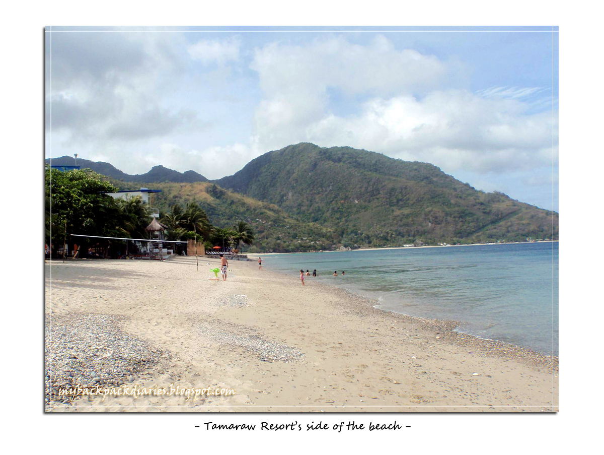 Aninuan Beach Is The Next From White When Riding Ferry Batangas Pier And Before Talipanan These Beaches Are Separated By A