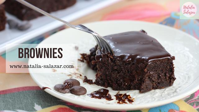 Brownies receta