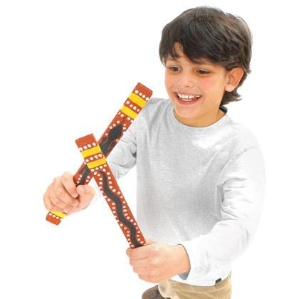 Aboriginal Clap Sticks