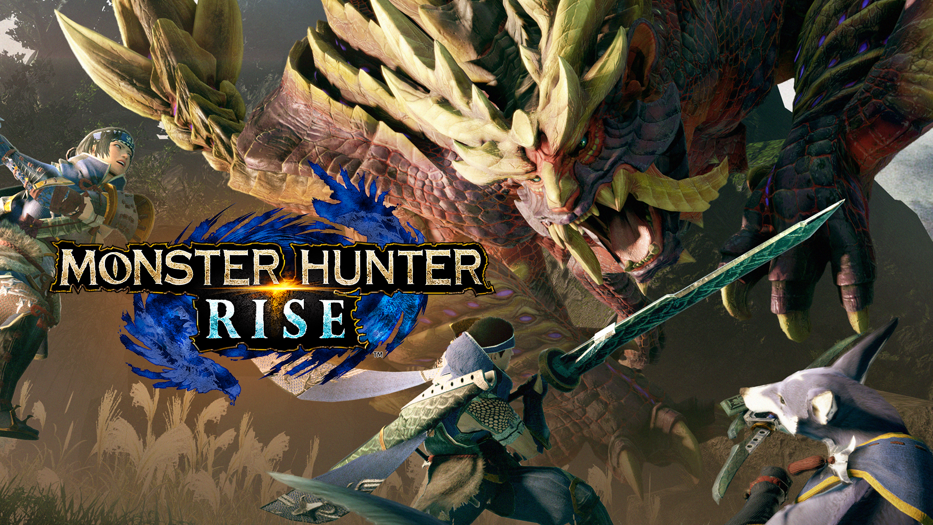 4th place: Monster Hunter Rise