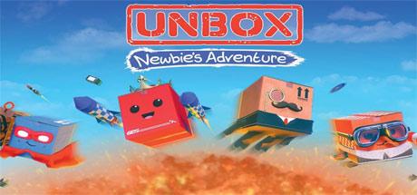 تحميل لعبة Unbox Newbies Adventure
