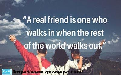 True Friendship Quotes - Most Popular Quotes - Quotespc