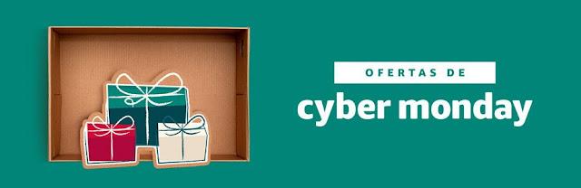 Ofertas de Cyber Monday de Amazon 2017