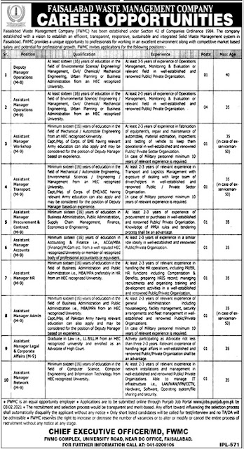 fwmc-jobs-2021-apply-online-advertisement-for-deputy-manager-assistant-manager