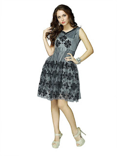 Trending flare dress in india amazon sale