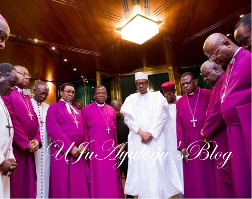 Here's How the Christian Association of Nigeria Reacted to Buhari's Nationwide Broadcast