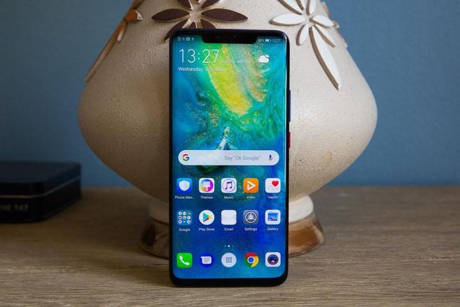 Dấu chấm hết cho mối quan hệ Google - Huawei?