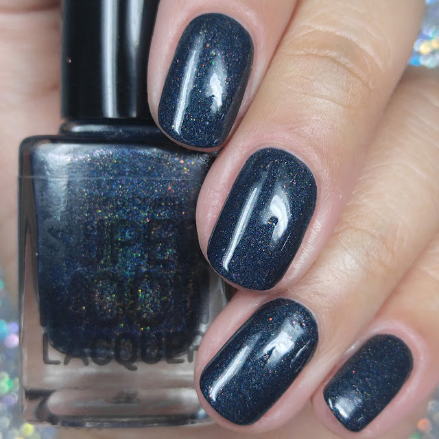 Supermoon Lacquer - The Hound of Hades