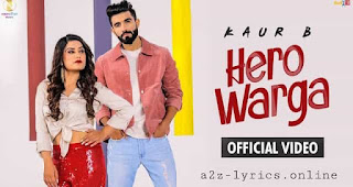 HERO WARGA LYRICS MEANING | KAUR B