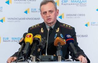 Ucraina a anunțat ca e pregătita de un război iminent cu Rusia