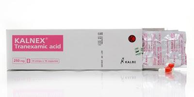 Kalnex - Manfaat, Efek Samping, Dosis dan Harga
