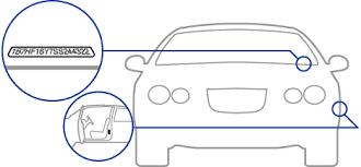 ऑनलाइन कार और बाइक का चेसिस नंबर और इंजन नंबर निकालना