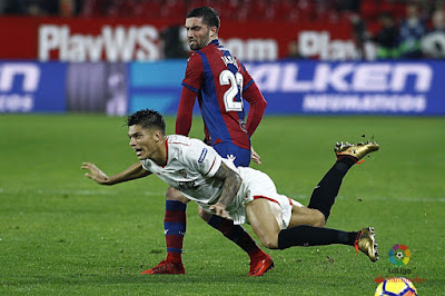 Crónica Sevilla FC 0 - Levante 0
