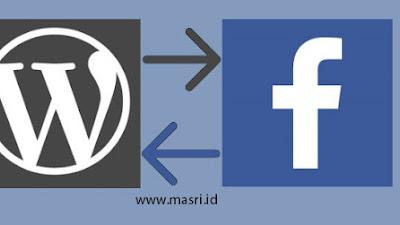 Cara Membagikan Tulisan WordPress ke Facebook