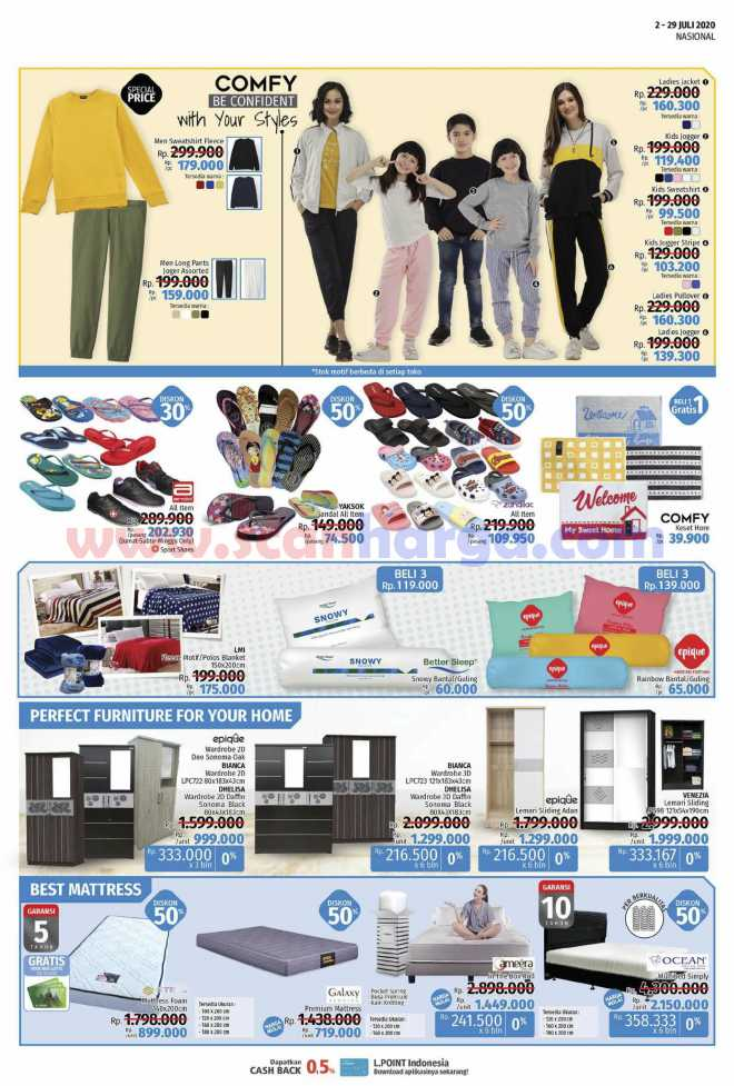 Katalog Promo Lottemart Periode 2 - 29 Juli 2020 3