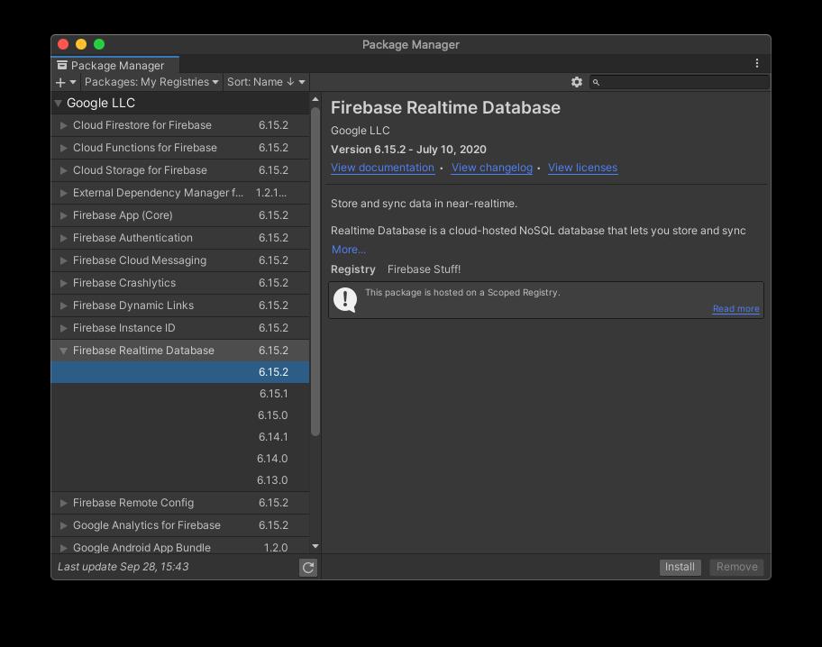 Imagem do Firebase
