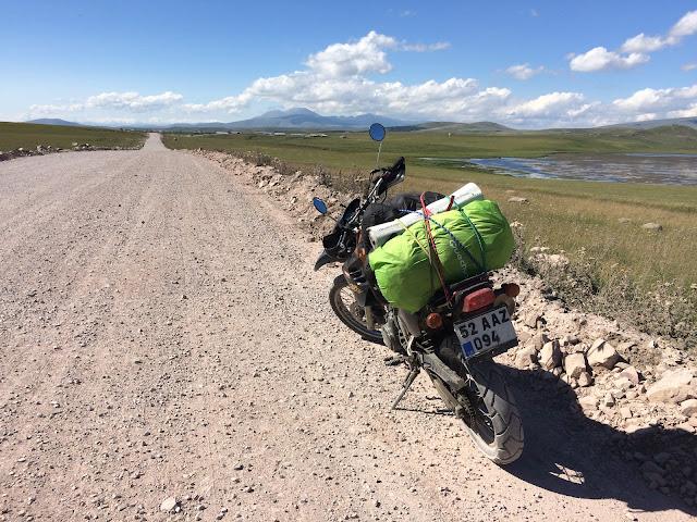 gürcistan motosiklet turu