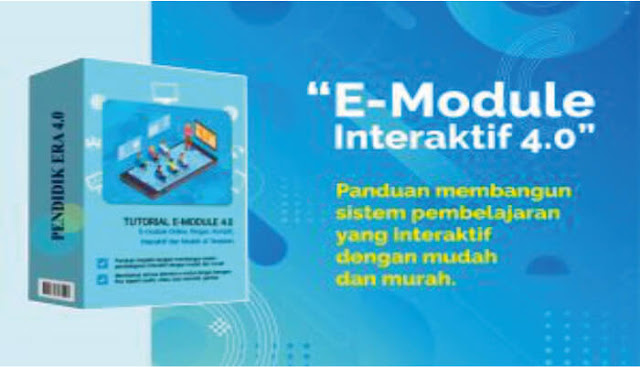 Tutorial E-Module dan Video Interaktif