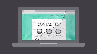 Dasar-dasar desain grafis tekstur atau texture web bad
