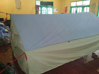Tenda Regu Pramuka Parasit Waterproof