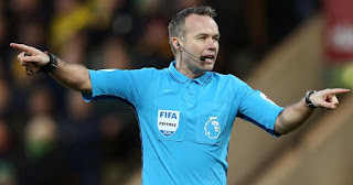 Chelsea vs Liverpool middle man Referee for Premier League clash confirmed: it could be good omen for the blues
